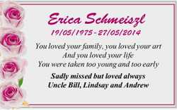 Erica Schmeiszl