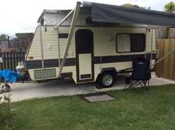 16ft Advance pop top (1988) new 3way fridge, new wheels and tyres, regd. RWC Gas certificate. Reduce...