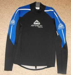 Adrenalin long sleeve Thermo vest. Size L. Exc cond.