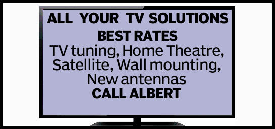 ALLYOURTV SOLUTIONS BEST RATES TV tuning, Home Theatre, Satellite, Wall mounting, New antennas CA...