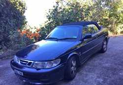 SAAB CONVERTIBLE