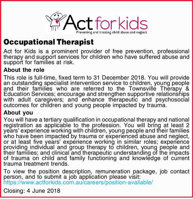 Act for Kids is a prominent provider of free prevention, professional therapy and support service...