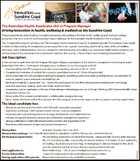 The Australian Health Accelerator (AH-x) Program Manager