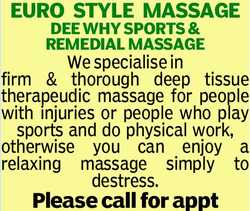 We specialise in 
