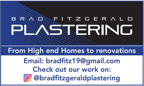 From High end Homes to renovations   Check out our work on: @bradfitzgeraldplastering   L...