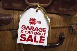METRO Care Garage & Car Boot Sale Saturday June 2nd  Single Sofas, Ottomans, large Planters, Large B...
