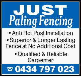 - Anti Rot Post Installation