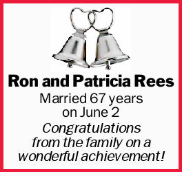 Ron and Patricia Rees