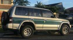 1997, 7 seater, Petrol, Auto, Unregistered, Mag wheels, Good Condition, 307,000kms.   $2,500...