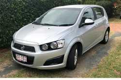 HOLDEN Barina 5 door hatch 2013, 57,360ks, one owner, regd August 2018, new tyres, excellent cond...