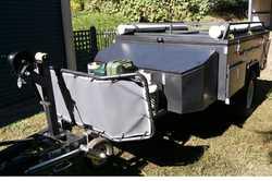 2014 Ezytrail offroad hard floor camper,    vgc,  min. use,  incl. gas cyl,  ...