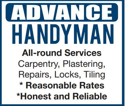 ALL YOUR HANDYMAN NEEDS!