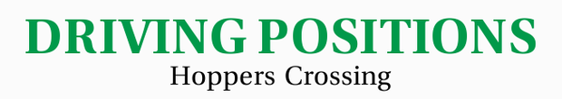 DRIVING POSITIONS
