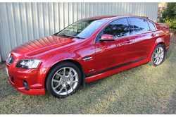 COMMODORE SV6 2011,  auto,  53,500ks,  1 owner,  immac cond,  reg&rs...
