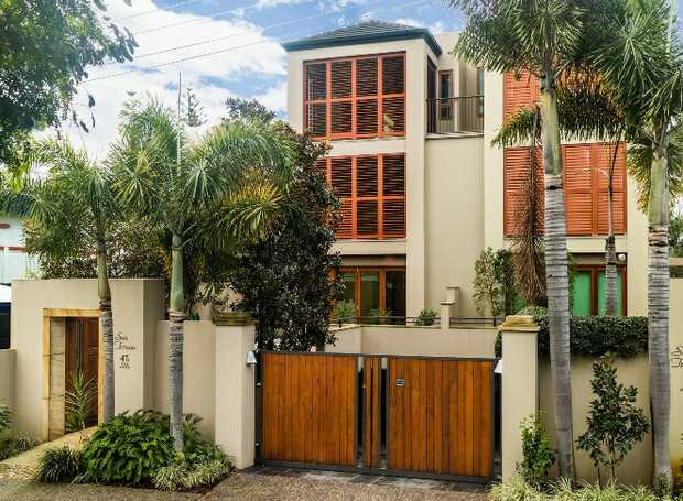 4 levels with lift 3 bedroom + study All bedrooms ensuited Large & secure basement In-g...