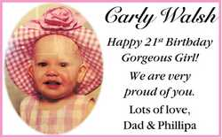 Carly Walsh 