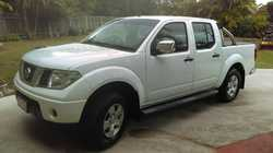 NISSAN NAVARA STX 08, 6 spd man, T/Diesel in excell cond, just serviced, rego, RWC, $16,500. Ph 0...