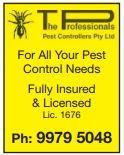 For all your Pest Control needs