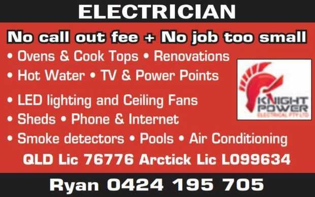 No call out fee + No job too small    Ovens & cook tops  Renovations  Hot wa...