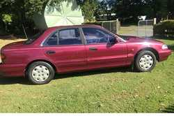 1995 Hyundai Sonata Auto, clean & tidy, very reliable, 6 mths rego & RWC Contact Paul 040...