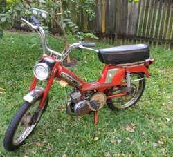 French bike, runs great, very original condition,   $1,800