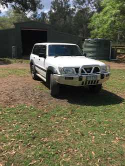 4WD, 4500CC, well maintained, Rego Sept '18. RWC, 7 seater, no beach or bush, 244,000kms.