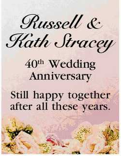 Russell & Kath Stracey