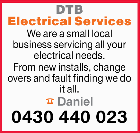 DTB Electrical Services   We are a small local business servicing all your electrical needs....