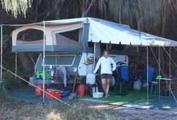 JAYCO DOVE OUTBACK 2001