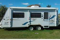 2005 Jayco Heritage,