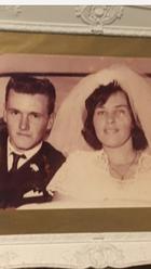 Happy 50th Anniversary Mum and Dad