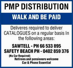 PMP DISTRIBUTION
