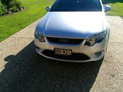 XR6, 2009, silver, auto, 151000kms, darkest legal tinted windows, 6 months rego, RWC, full servic...