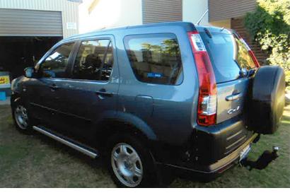 2005 HONDA CRV 2.4L, new tyres, dash cam & reverse cam, A1 cond, rego, RWC, 155,000 kms, $790...