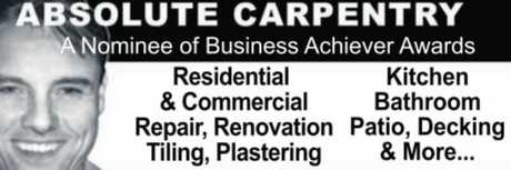 <p> <strong>ABSOLUTE CARPENTRY</strong> </p> <p> <strong><em>A Nominee of Business Achiever...</em></strong></p>