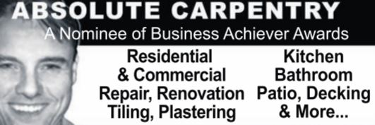 ABSOLUTE CARPENTRY