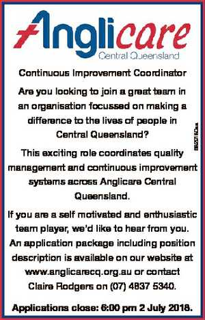 Are you looking to join a great team in an organisation focussed on making a difference to the lives of...