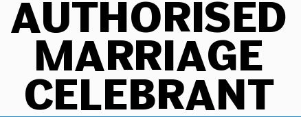 AUTHORISED MARRIAGE CELEBRANT is available for weddings, baby namings, anniversary celebrations o...