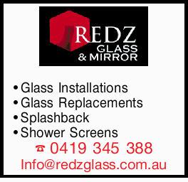 Glass Installations   Glass Replacements   Splashback Shower Screens   0419 345 388 ...