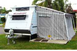 GENESIS caravan,  excellent condition,  fully enclosed free standing annex,  a...