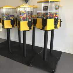 14 x Lolly Vending Machines in excellent condition. Part time cash income. Work 1 or 2 days per mont...