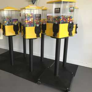 14 x Lolly Vending Machines in excellent condition. Part time cash income. Work 1 or 2 days per month.