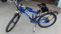 Lancaster e-Bicycle.  Great looking bike in really good condition.  Sports version.  It has recently...