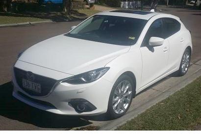 <p> Mazda 3 Astina Sports </p> <p> Top of range,auto, low klms, Rego, RWC...</p>