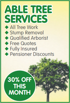 ABLE TREE SERVICES
