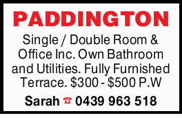 PADDINGTON