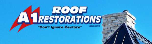 When you want trustworthy roof restorations, call A1 Roof Restorations Sunshine...