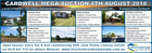 CARDWELL MEGA AUCTION 4TH AUGUST 2018