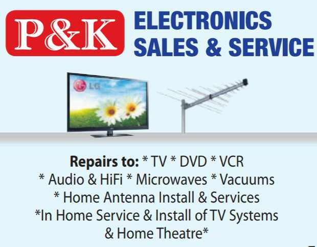 P & K ELECTRICAL SALES & SERVICE