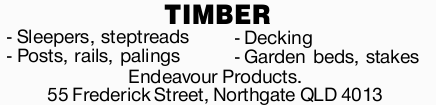 TIMBER
